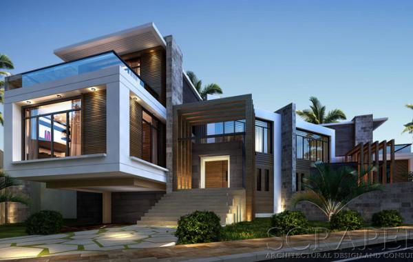 Al-Salem Villa